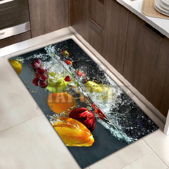 Exceptionnel KITCHEN - Tappeto Passatoia Cucina Stampa Digitale - SPLASH - Top  SM77