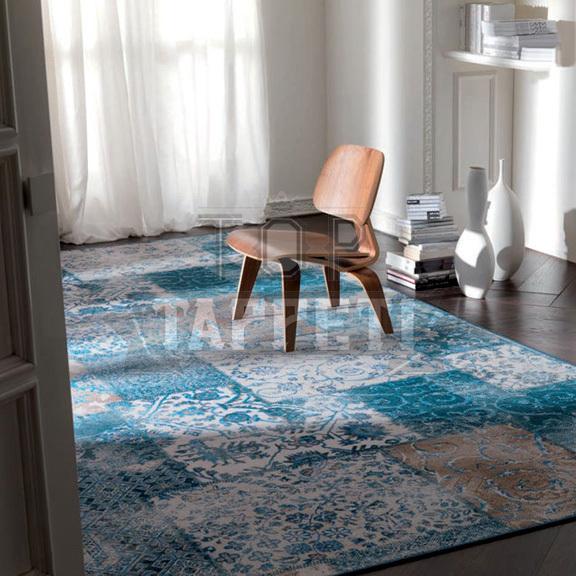Tappeti Moderni Sala Da Pranzo.Blu Azzurro Top Tappeti Official Website