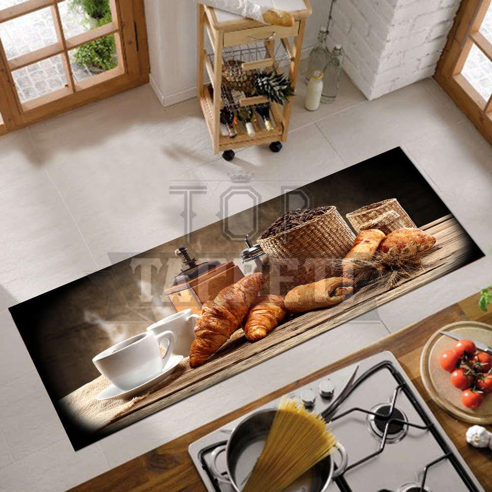 Stampe Per Cucine Moderne.Kitchen Tappeto Passatoia Cucina Stampa Digitale