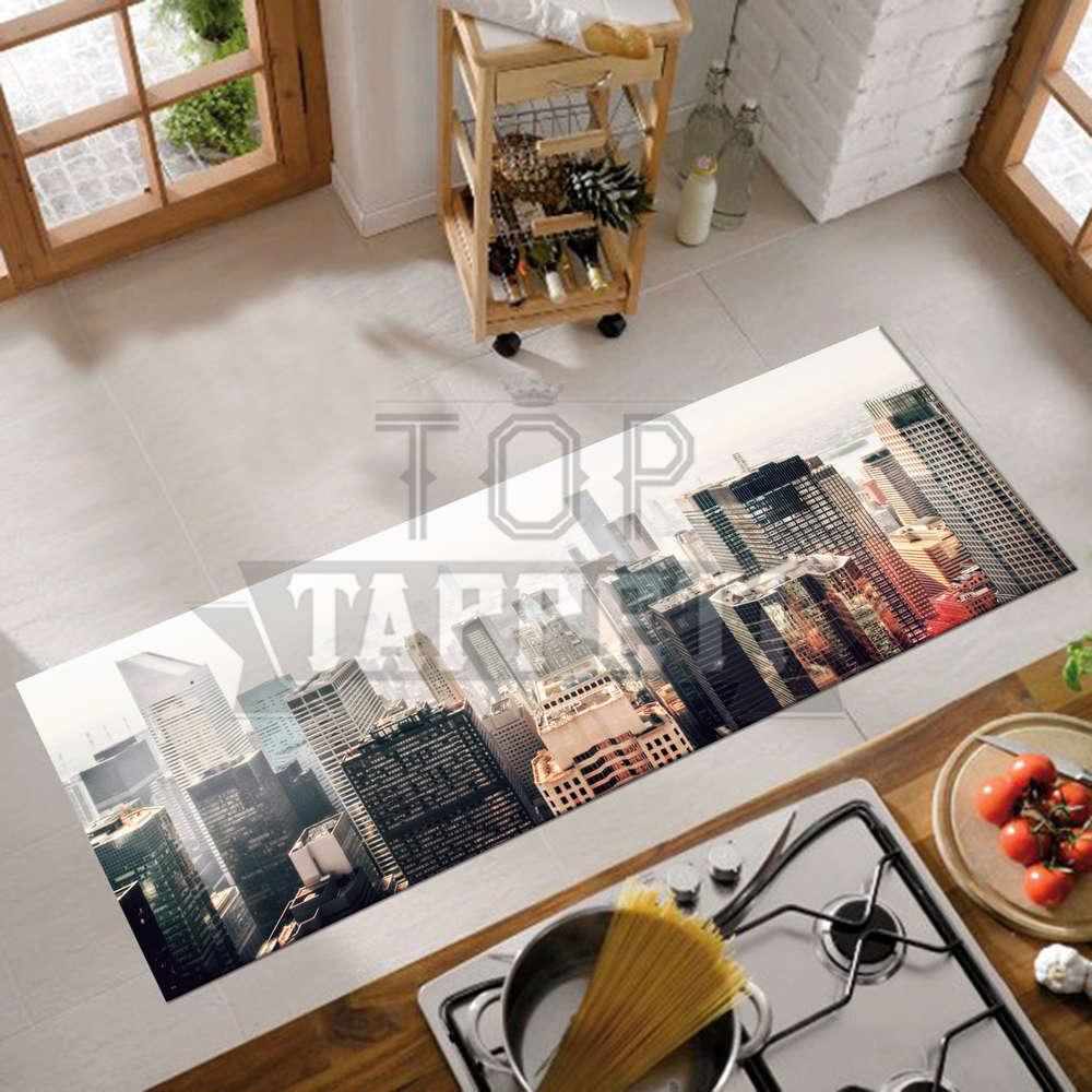 KITCHEN - Tappeto Passatoia Cucina Stampa Digitale - NEW YORK CITY ...