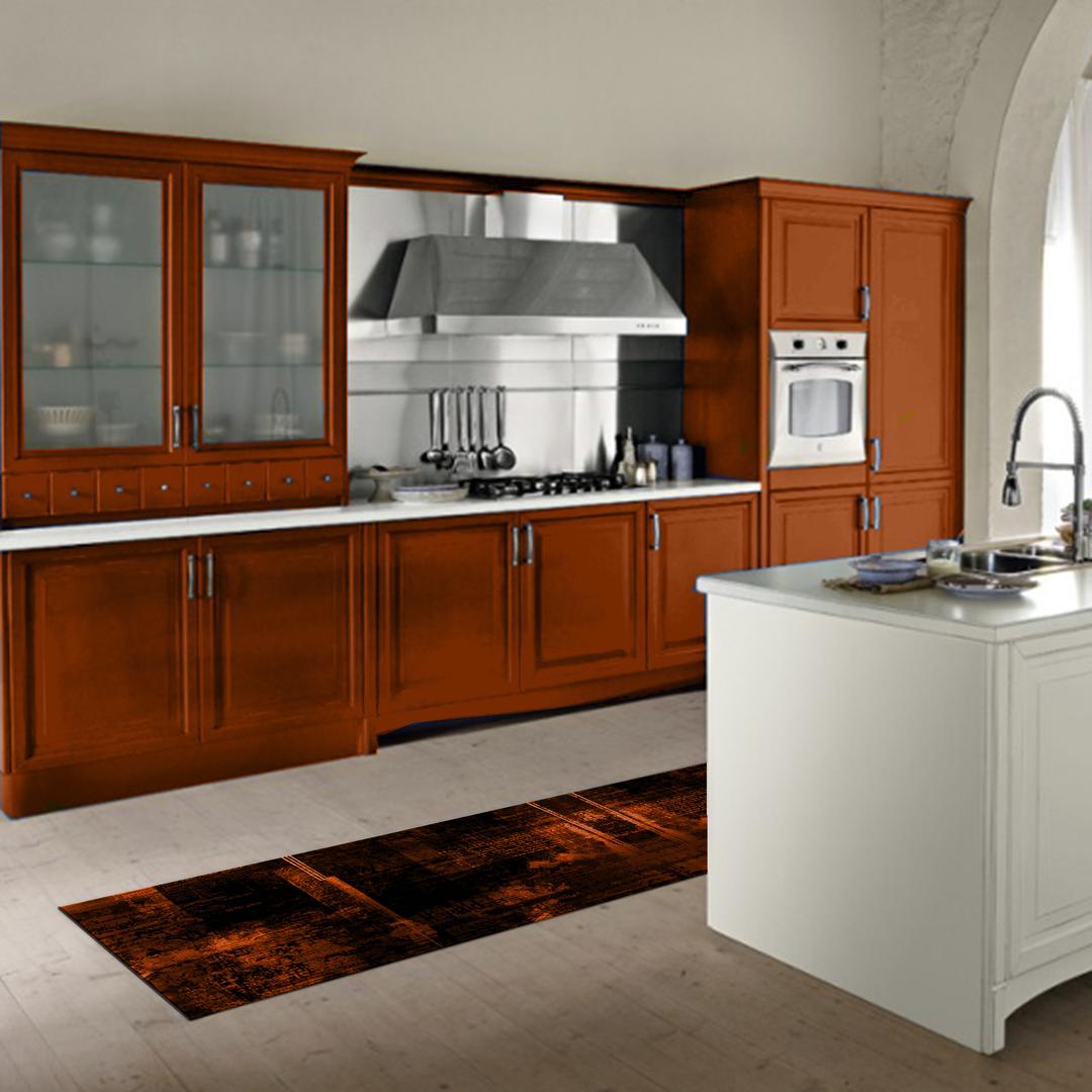 Arancio top tappeti official website - Passatoia cucina antiscivolo ...